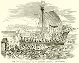 Ship of War and Galley of the Fifteenth Century