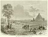 The Field of Waterloo as it now is