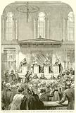 The Sheriffs appearing in the Custody of the Serjeant-at-Arms before Court of Queen's Bench