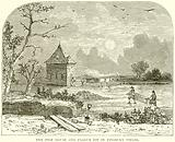The Pest House and Plague Pit in Finsbury Fields