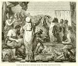 Fabius Maximus offers War to the Carthaginians