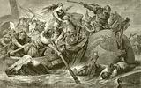 A Plundering Expedition of the Vikings