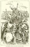 Crusaders coming in Sight of Jerusalem