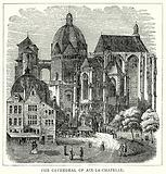 The Cathedral of Aix-la-Chapelle