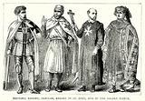 Teutonic Knight, Templar, Knight of St. John, and of the Golden Fleece