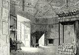 Queen Mary's Bedchamber at Holyrood Palace