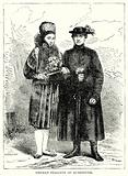 German Peasants of Altenburg