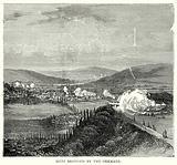 Metz Besieged by the Germans