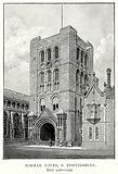 Norman Tower, S Edmundsbury