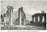Ruins of Benedictine Abbey Church, Glastonbury
