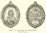 Medal of the Earl of Manchester