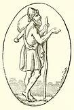 Odysseus Begging