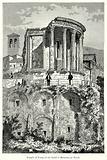 Temple of Vesta, of the Sybil or Hercules, at Tivoli