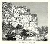 Wall of Circei