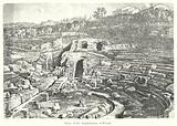 Ruins of the Amphitheatre of Fiesole