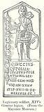 Legionary Soldier, XIVa Gemina Legion