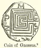 Coin of Gnossus