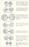 Coin of Cisalpina. Coin of the Achaean League. Coin of the Second Macedon. Coin of Thessaly.