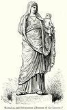 Messalina and Britannicus