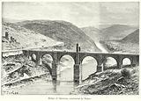 Bridge of Alcantara, Constructed by Trajan