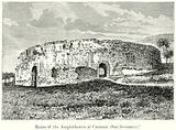 Ruins of the Amphitheatre at Casinum (San Germano)