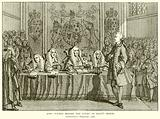 John Wilkes before the Court of King's Bench