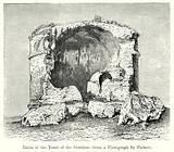 Ruins of the Tomb of the Gordians