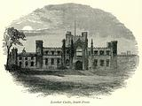 Lowther Castle, South Front