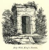 Holy Well, King's Newton