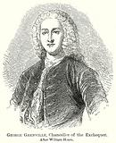 George Grenville, Chancellor of the Exchequer