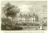 Houghton Hall, Norfolk, the Residence of Walpole