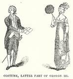 Costume, Latter Part of George III