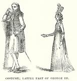 Costume; Latter Part of George III
