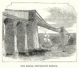 The Menal Suspension Bridge