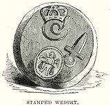 Stamped Weight