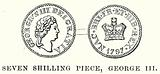 Seven Shilling Piece, George III