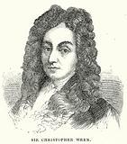 Sir Charistopher Wren