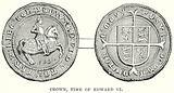 Crown, Time of Edward VI