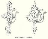 Tapestry Hooks