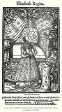 Page and border from Queen Elizabeth's prayer book, printed in 1578