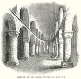 Chapel of St. John, Tower of London