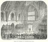Trial of Lambert in Westminster Hall