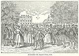 A-La-Inode – St. James's Park, 1735