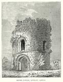 Round Tower, Ludlow Castle