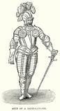 Suit of a Demi-Lancer
