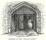 """Gateway of the """"Bloody Tower"""""""