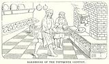 Bakehouse of the Fifteenth Century