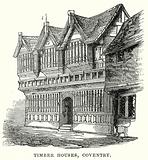 Timber Houses, Coventry