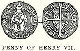 Penny of Henry VII