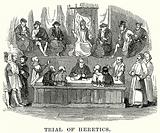 Trial of Heretics